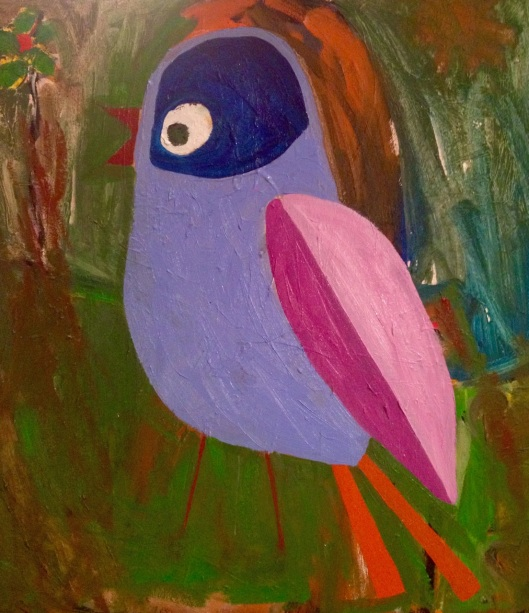 Série Ikea's Birds